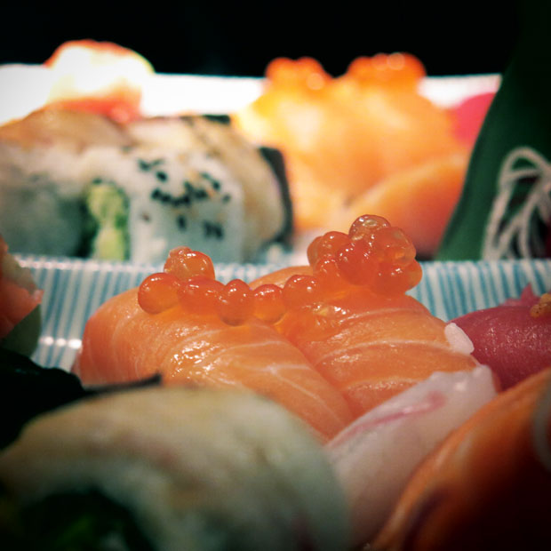 Bica do Sapato Sushi