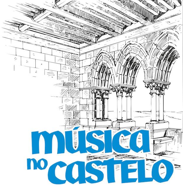 Cartaz Música no Castelo