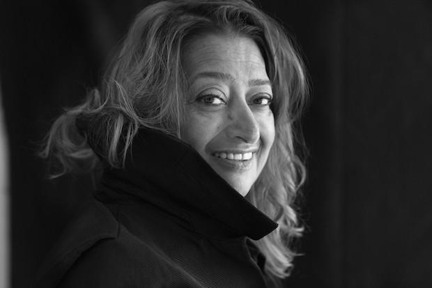 Zaha Hadid by Brigitte Lacombe copy